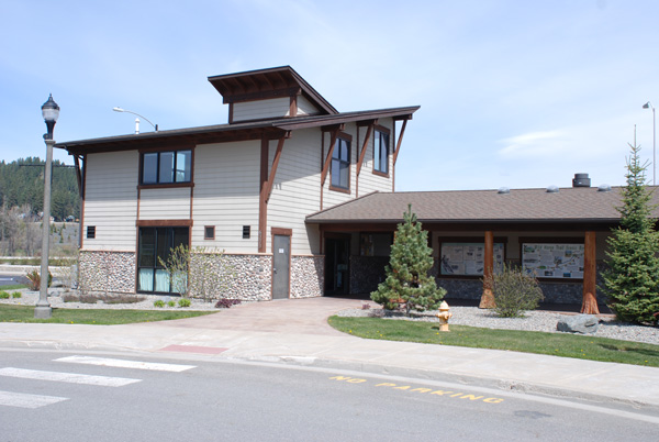 Gateway Visitor's Center